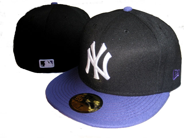 New York Yankees MLB Fitted Hat LX38